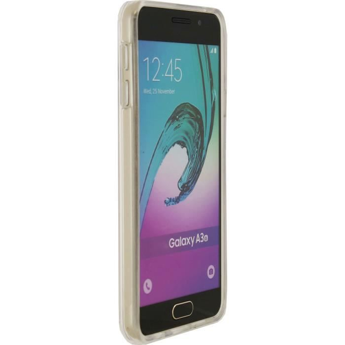 Mobilize etui de protection samsung galaxy a3 2016 transparent