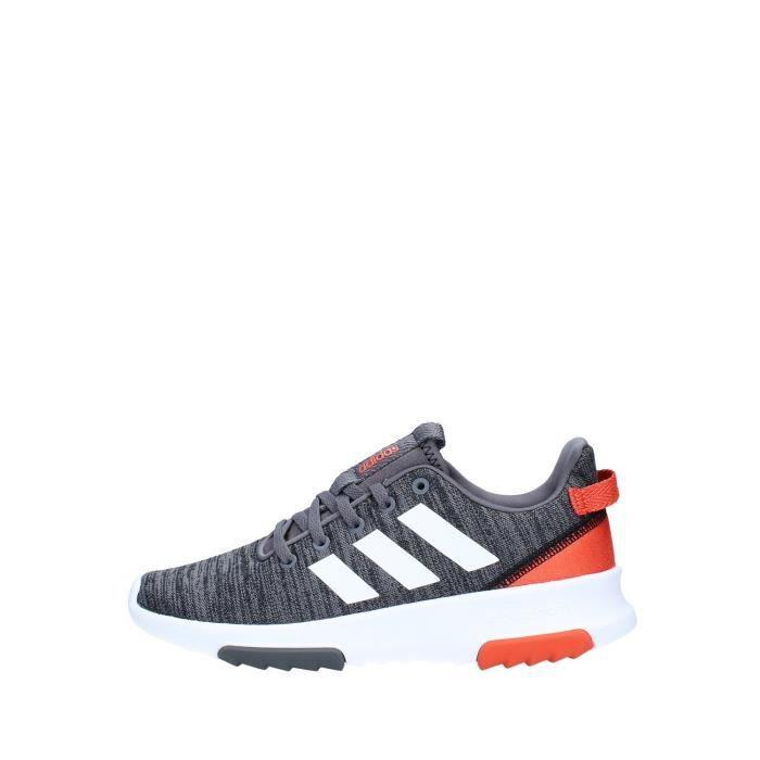 Adidas B75663 chaussures de tennis faible Enfant NOIR
