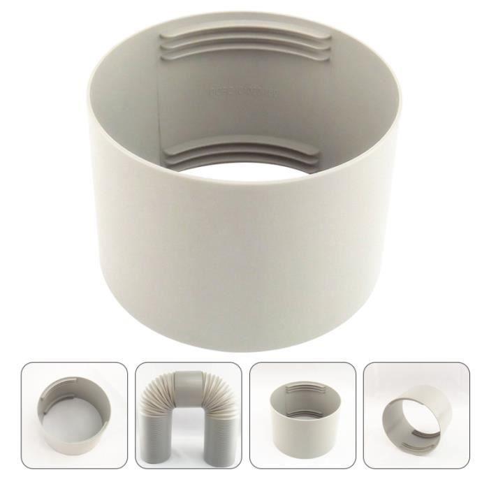 1 PC Durable Climatiseur Tuyau de tube Connecteur de Couplage climatiseur mobile genie thermique - climatique - chauffage