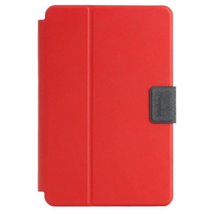 TARGUS Etui universel Rotatif SafeFit pour tablette 7-8- - Rouge