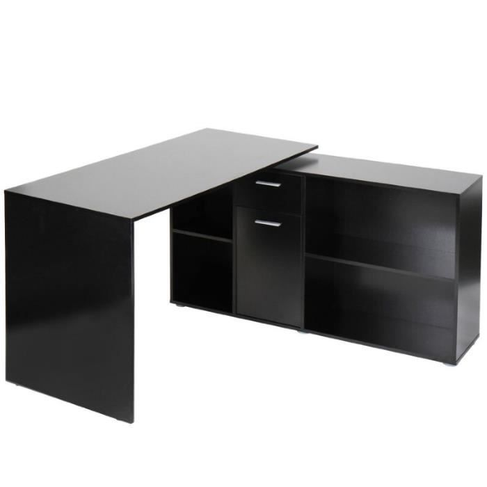 bureau d 39 angle informatique 0501011 achat vente bureau. Black Bedroom Furniture Sets. Home Design Ideas