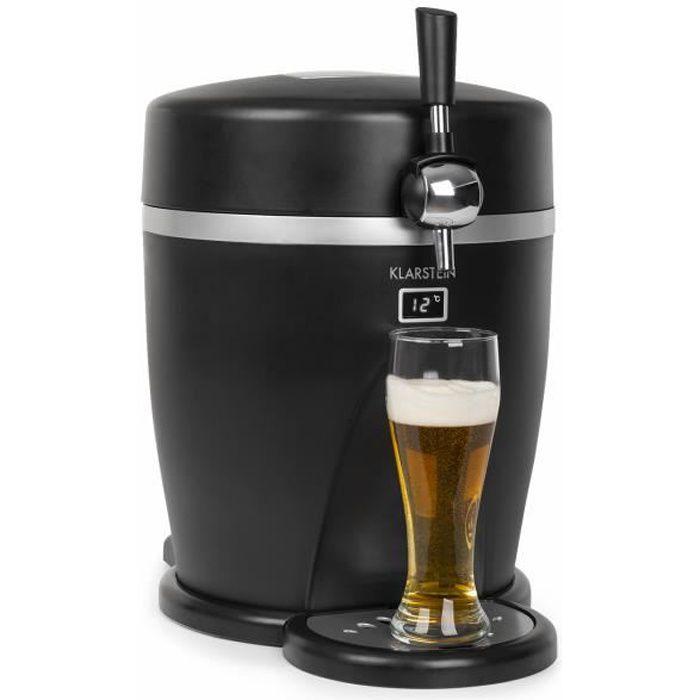 MACHINE A BIÈRE  Klarstein Tap2Go Tireuse à bière portable avec réf