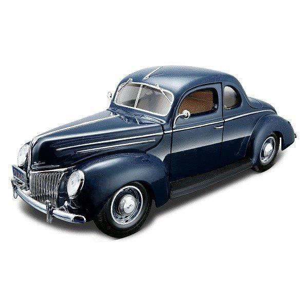 mod le r duit ford deluxe coupe 1939 echell achat vente voiture camion cdiscount. Black Bedroom Furniture Sets. Home Design Ideas