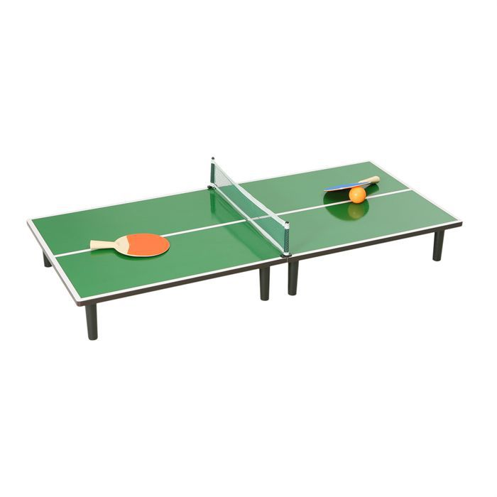 Mobilier table taille d une table de ping pong Dimensions d une table de ping pong
