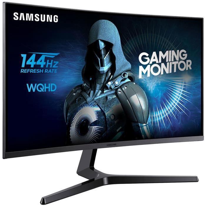 """ECRAN ORDINATEUR SAMSUNG Moniteur LCD Gaming CJG50 68,3 cm (26,9"""")"""