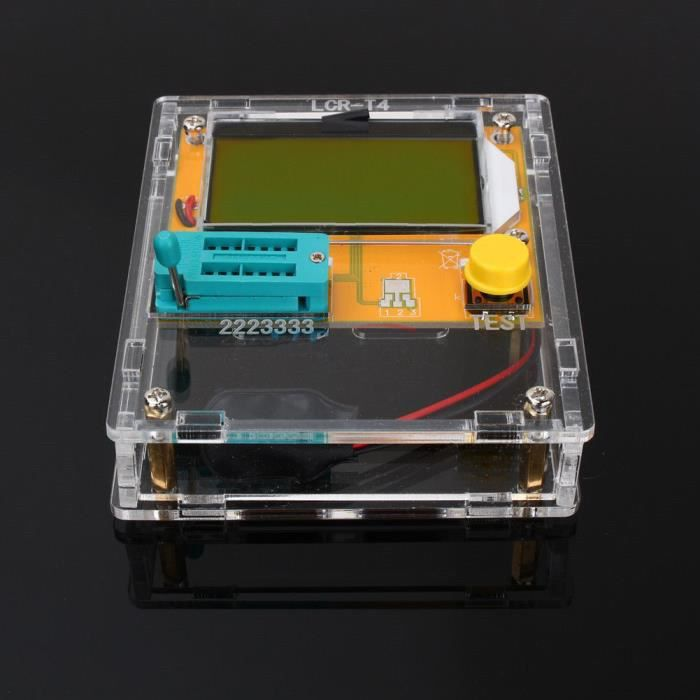 Extech LCR200 LCR-m/ètre pour composants passifs