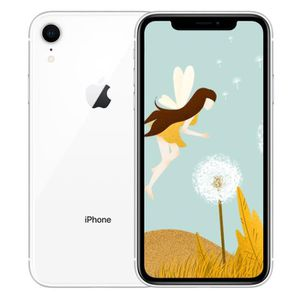 SMARTPHONE iPhone Xr 64Go Blanc Neuf - 6,1 pouces - Camera 12