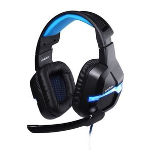 CASQUE AVEC MICROPHONE DT2206G Gaming Headset Avec Microphone casque PC G