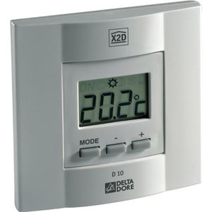 THERMOSTAT D'AMBIANCE Thermostat ambiance électronique - DELTA DORE T…