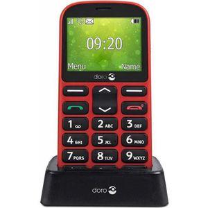 Téléphone portable DORO Téléphone mobile 1361 - Micro SD slot - GSM -