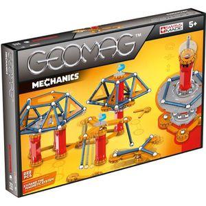 ASSEMBLAGE CONSTRUCTION GEOMAG MECHANICS Jeu de Construction Magnétique 22