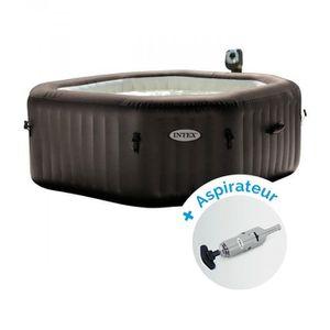 PIÈCE HAMMAM - SAUNA Pack Spa gonflable Intex Pure Spa Jets et Bulles 4