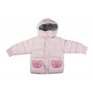 DOUDOUNE Doudoune matelassée bébé fille rose