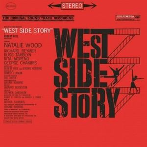 VINYLE BO DE FILM WEST SIDE STORY Bande originale - 33 Tours - 180 g