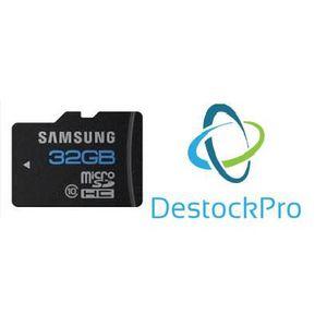 CARTE MÉMOIRE Carte mémoire micro SD Samsung 32 Go