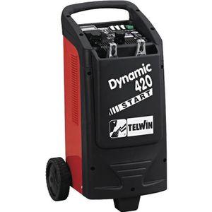 CHARGEUR DE BATTERIE Chargeur-démarreur de batterie Telwin DYNAMIC 420