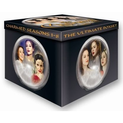 charmed l 39 int grale saisons 1 8 coffret 48 dvd en dvd s rie pas cher cdiscount. Black Bedroom Furniture Sets. Home Design Ideas