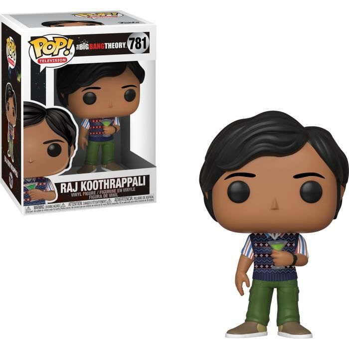 The Big Bang Theory-Bernadette Funko POP Personnage