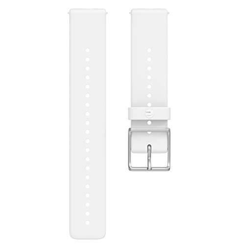 POLAR Bracelet interchangeable IGNITE Blanc S