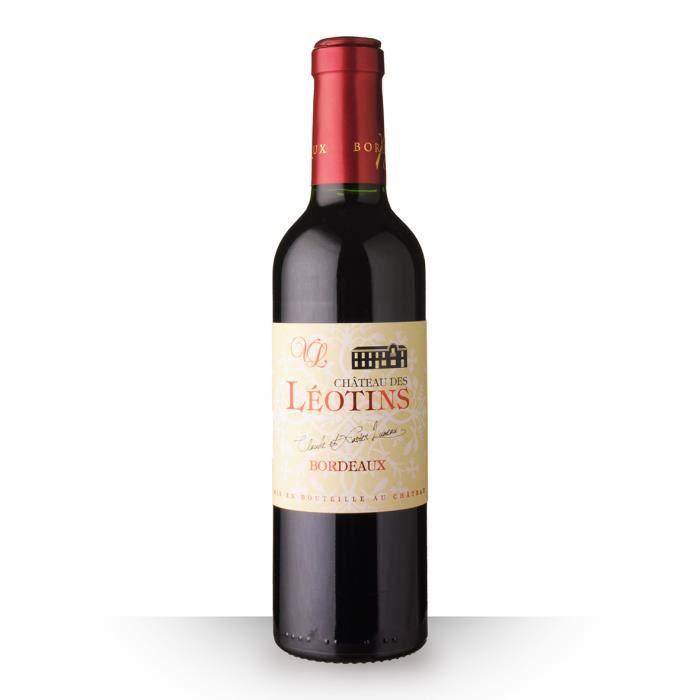 Château des Léotins 2018 AOC Bordeaux - 37,5cl - Vin Rouge