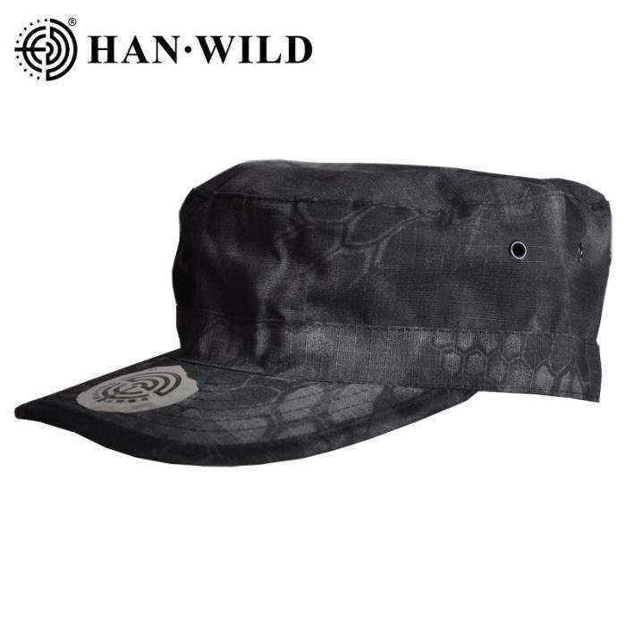 HAN sauvage Combat armée casquette de Baseball tactique Airsoft Flecktarn casquette de Camouflage hommes nous soldats [1A56E6A]