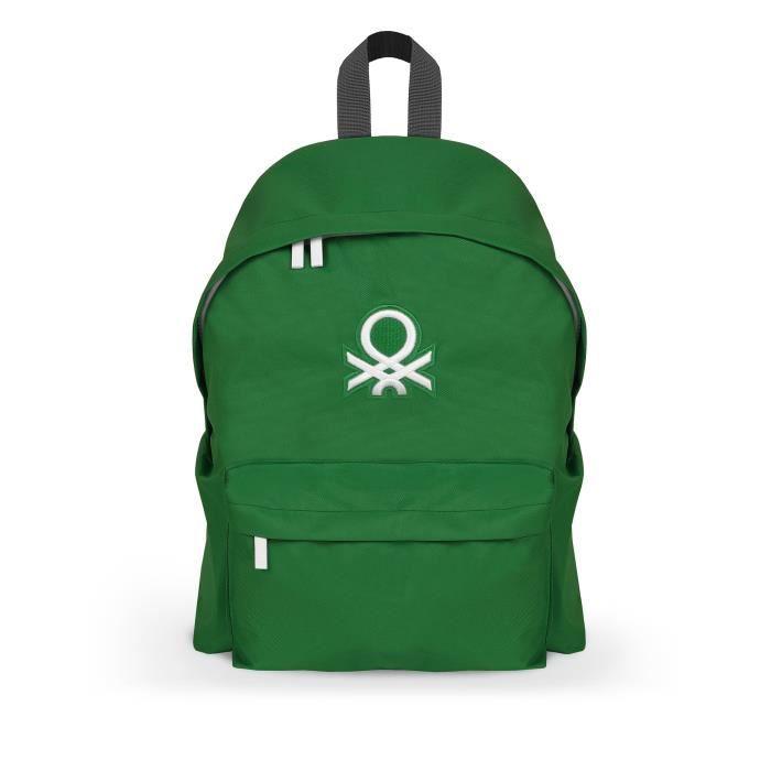 Benetton Sac à Dos Unisex 8BBJR101G4401