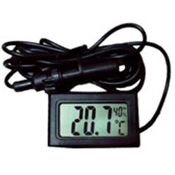 Thermo-hygromètre à sonde (mesure humidité avec...