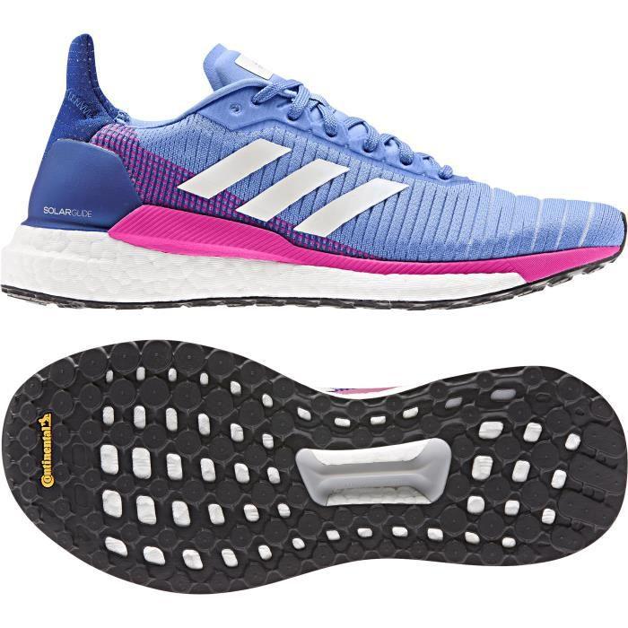 Chaussures de running femme adidas Solar Glide 19