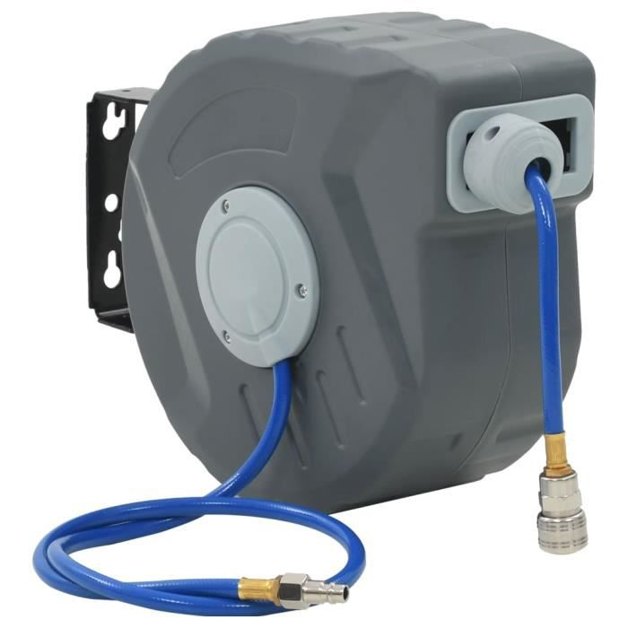 Enrouleur automatique de tuyau d'air 3-8-
