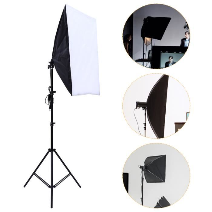 2 ensembles de logiciels pratiques professionnels de stands de lumière photo studio boite de lumiere studio photo - eclairage