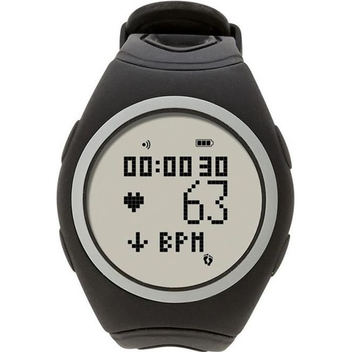 Montre cardio-fréquencemètre sans ceinture thoracique