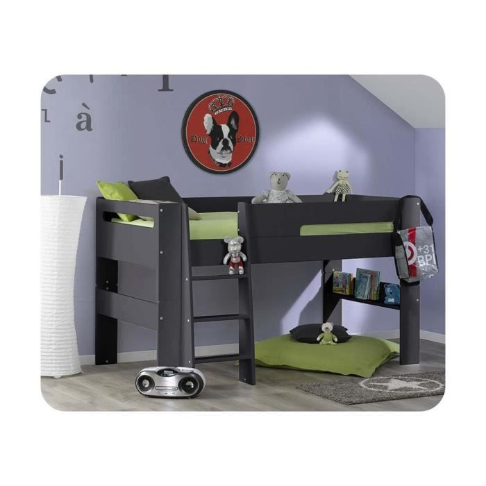 pack lit enfant achat vente pack lit enfant pas cher cdiscount. Black Bedroom Furniture Sets. Home Design Ideas