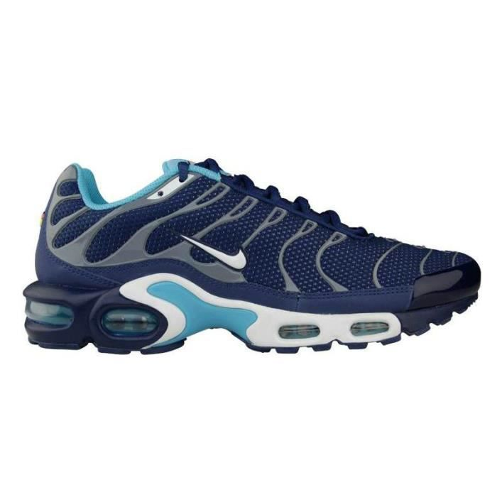 NIKE AIR MAX PLUS TN BLEU - Cdiscount Chaussures