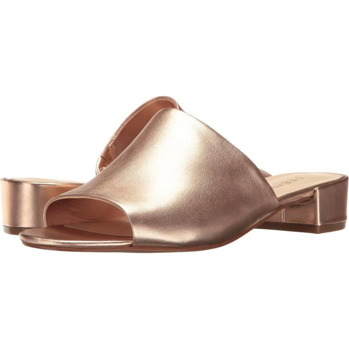 Nine West Raissa Metallic Mule PAPUZ Taille-40 1-2
