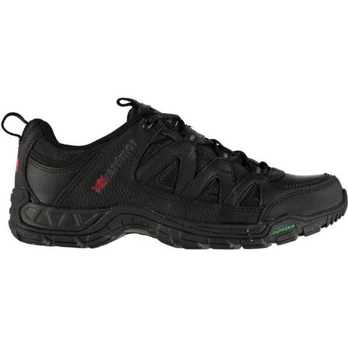 Karrimor Homme Summit en cuir chaussures de marche non imperméable à Lacets Cheville rembourrée