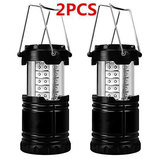 150LM COB LED Pliable Compact Camping Lanterne Lumière Lampe de pêche portable
