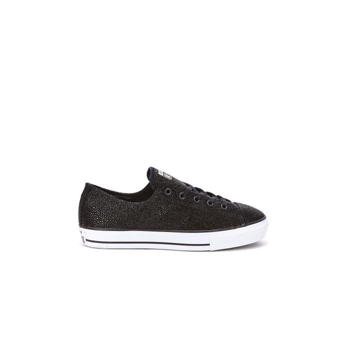 Baskets Converse Chuck Taylor All Star Ox Noir Femme
