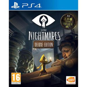 JEU PS4 Little Nightmares Deluxe Edition Jeu PS4