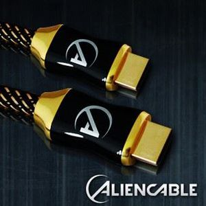 ALIENCABLE SUNRISESERIE Câble HDMI 1m