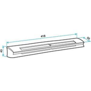 VMC - ACCESSOIRES VMC ALDES Entrée d air hygroréglable EHL S socle stand