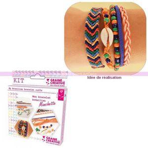 kit bracelet bresilien adulte