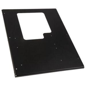 BOITIER PC  DimasTech Tray-Panel ATX Noir 0,000000