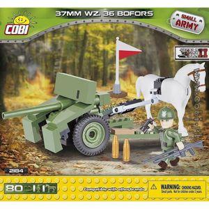 ASSEMBLAGE CONSTRUCTION Canon Bofors 37mm Cobi