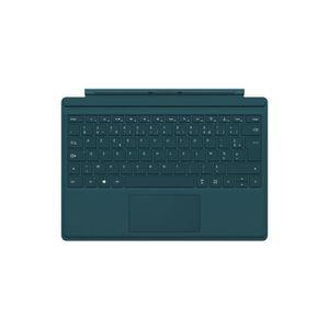CLAVIER D'ORDINATEUR Microsoft Clavier Type Cover AZERTY pour Surface P