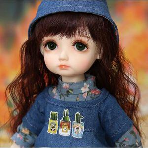 POUPÉE OFELI ® 1/6 BJD SD Cute Vêtements de Cowboy Poupée