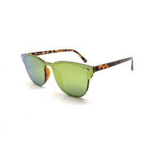 Club Master Style Lunettes De Soleil-Complet Protection UV-Black-Free Coque étui
