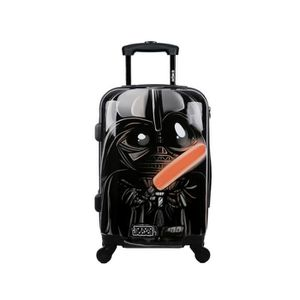 VALISE - BAGAGE Valise cabine rigide 4 roulettes Black Empire Toky