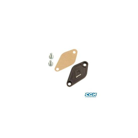 Obturateur Pompe a Huile Moto Doppler Adapt am6//derbi Senda euro2//euro3 Bleu