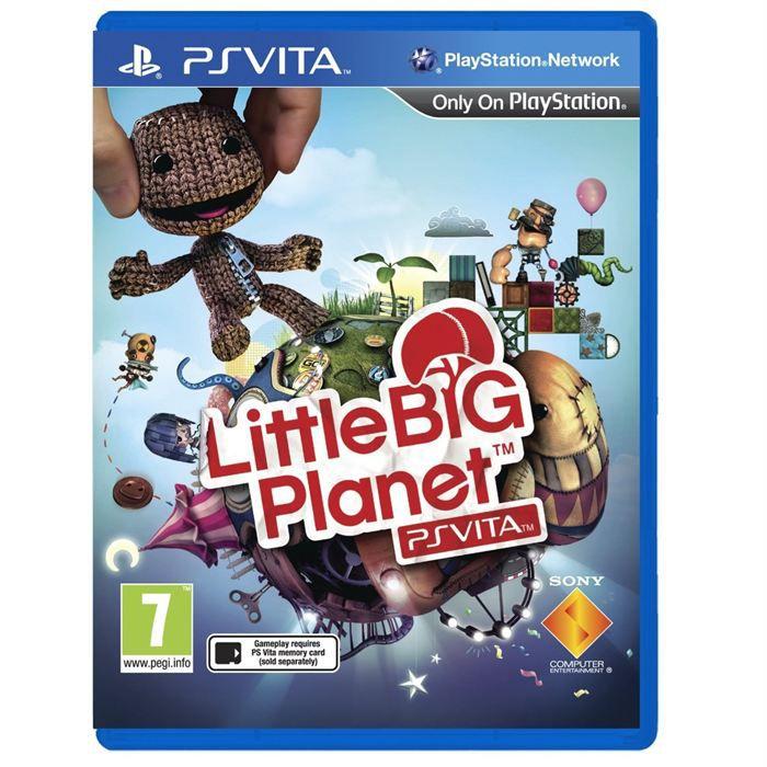 Little Big Planet Jeu PS Vita