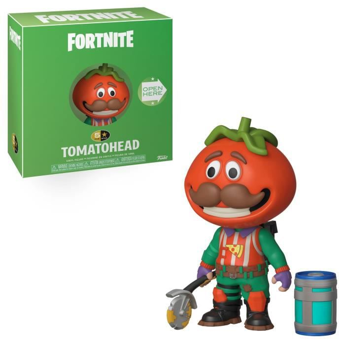 Figurine Funko 5 Star : Fortnite - Tomatohead